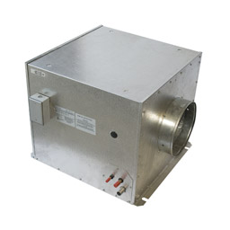 High Static (HS) Wine Cellar Cooling System
