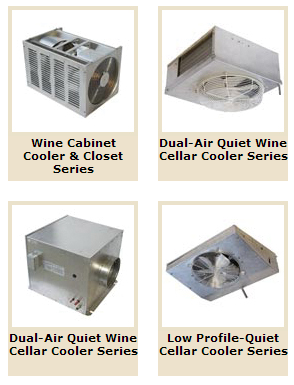 Check out US Cellar Systems Wine Cellar Cooling Units now!