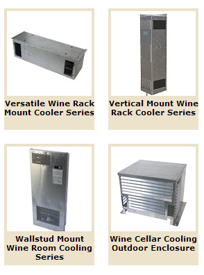 View US Cellar Systems Wine Cellar Cooling Units now!