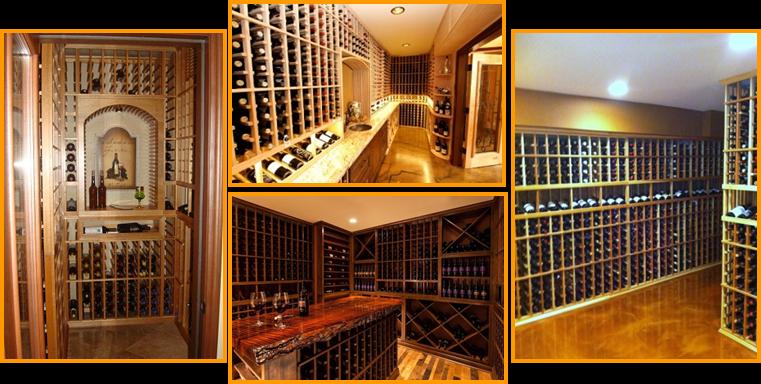 Wine Cellar Refrigeration Systems for Custom Wine Cellars