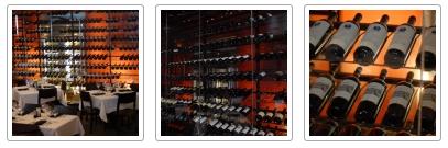 Hospitality Wine Storage