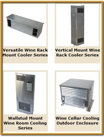 Refrigeration Units for Refrigerated Wine Cellars