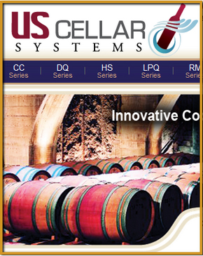 US Cellar Systems - A Leader in Wine Cellar Refrigeration Systems California