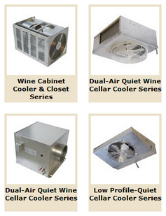 Wine Cellar Refrigeration Systems California