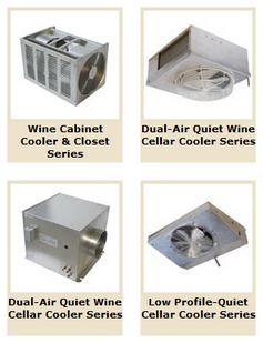 Wine Cellar Refrigeration Systems California