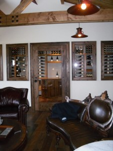 Learn other important factors in constructing a wine cellar